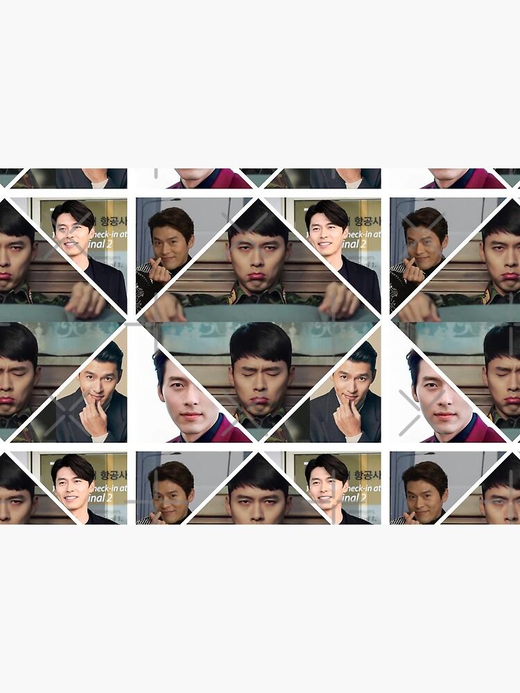 Super Cutie Hyun Bin Collage  by kpopkdramamerch