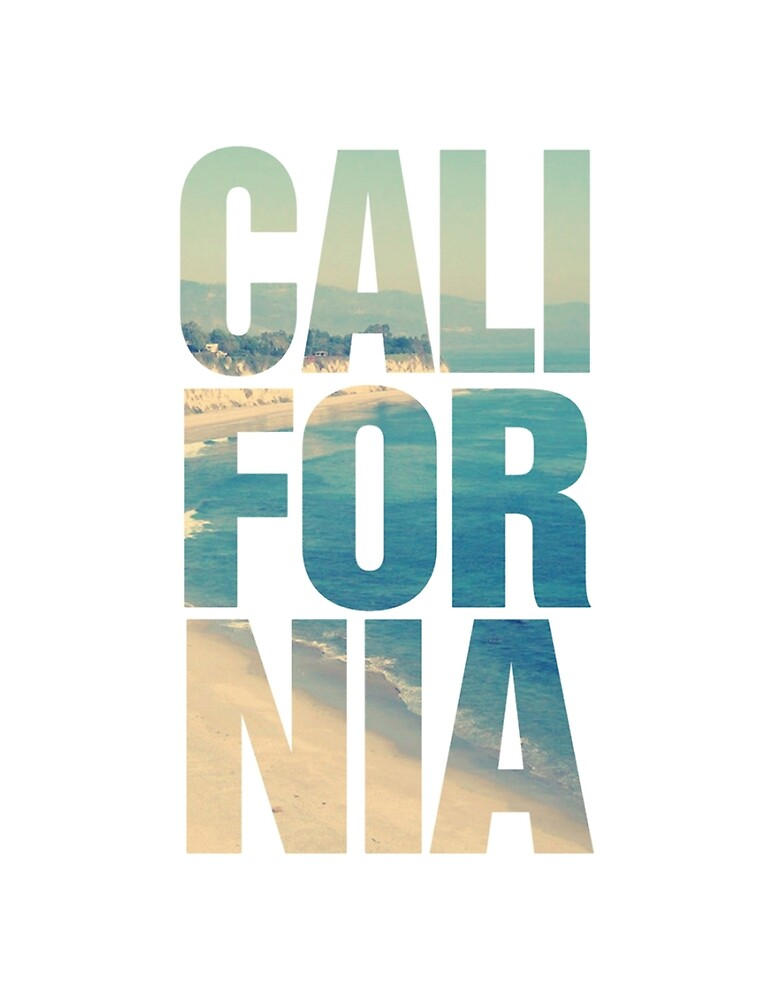California by Aaserud