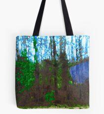 Winter Awaits Spring Tote Bag