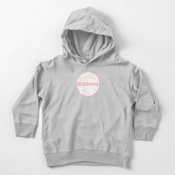 Susanna Toddler Pullover Hoodie