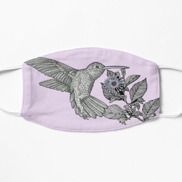 Hummingbird and Belladonna  Mask