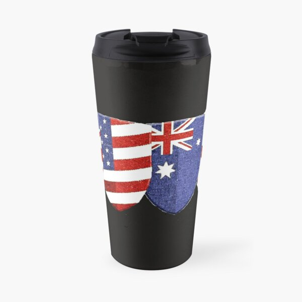 Anglosphere nations Travel Mug
