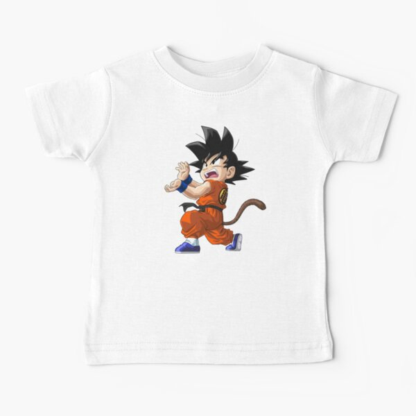 SON GOKU DRAGON BALL Z Baby T-Shirt