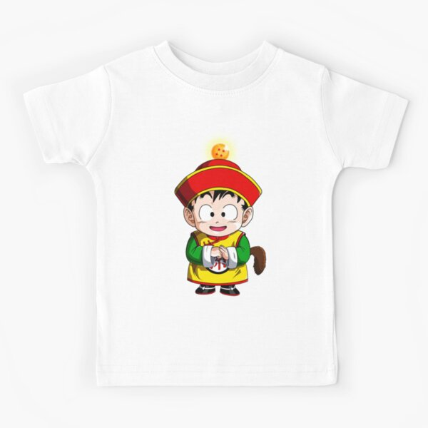 SON GOKU DRAGON BALL Z T-shirt enfant