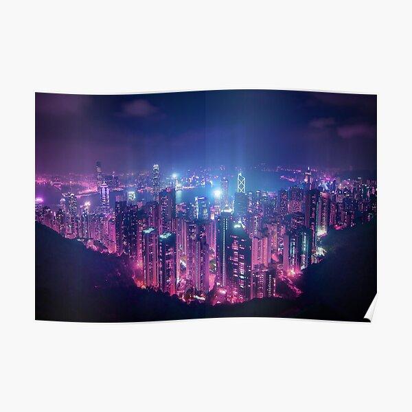 Hong Kong Neo Future Poster