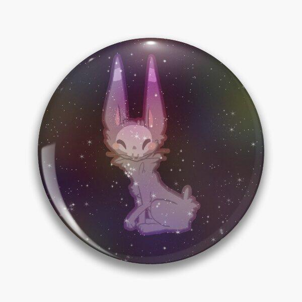 Cutie Skullcat in Space Pin