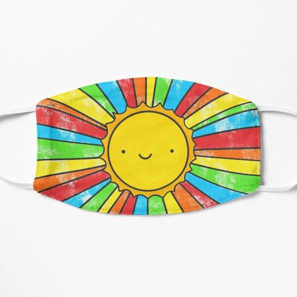 Radiate Positivity Flat Mask