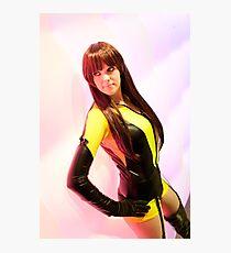 Duchess Sakura Cosplay - Silk Spectre  Photographic Print
