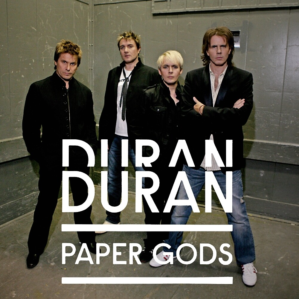 Duran Duran Band Paper Gods by trimo