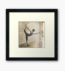 Living Prayer Framed Print