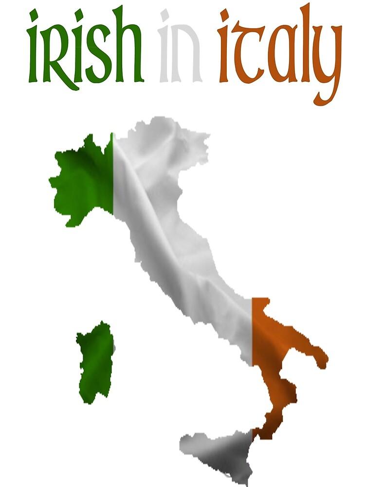 Irish in Italy by dav956able