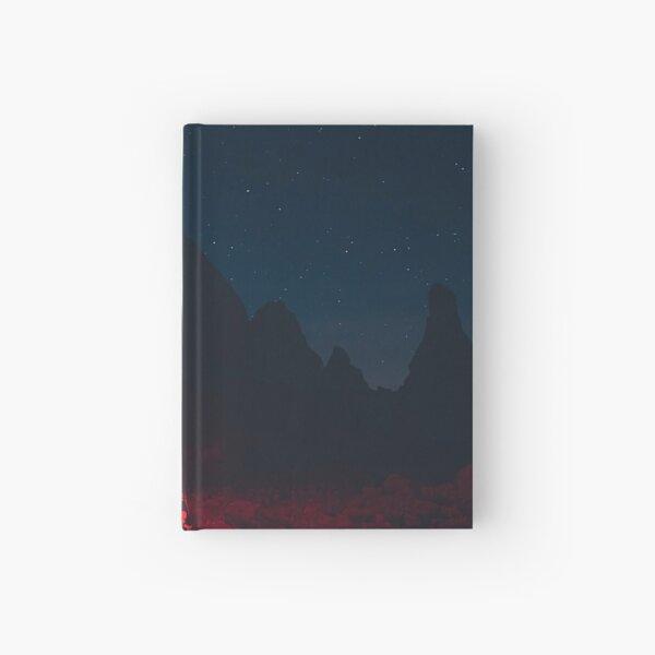Night Bridgers Land Star Hardcover Journal