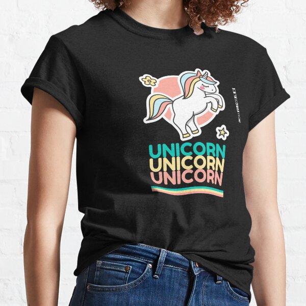 Unicorn Unicorn Unicorn! T-shirt classique