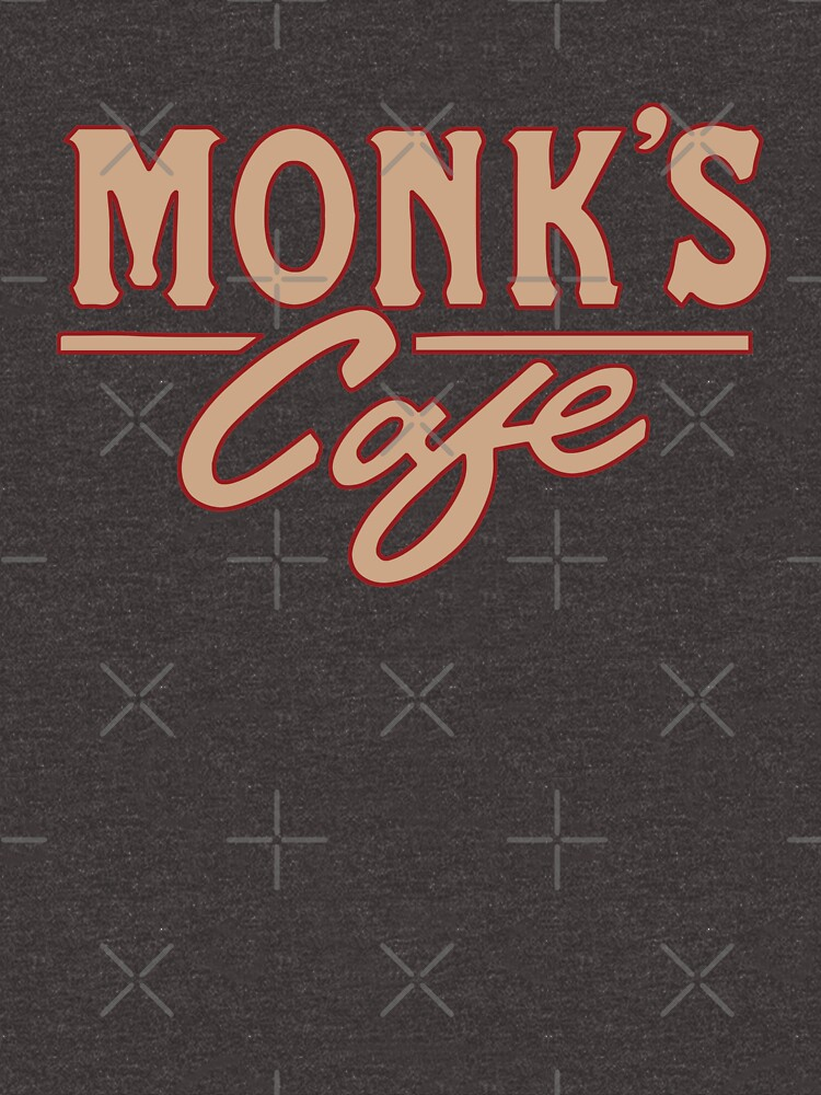 Monk's Cafe  Seinfeld, NY   Unisex T-Shirt