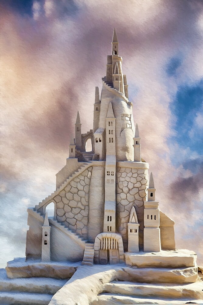 Sand Castle by soid