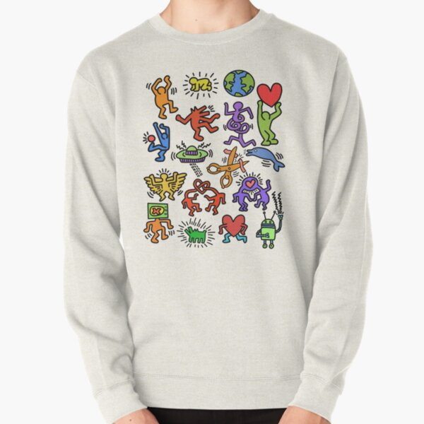 Symbole nutzen Pullover