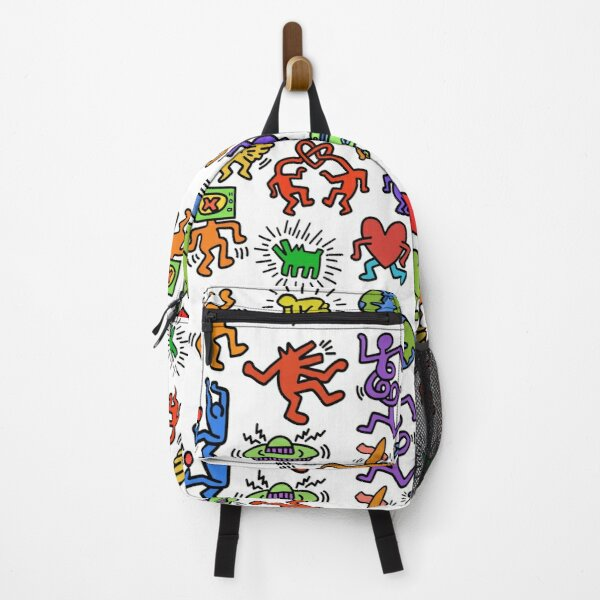 Haring Symbols Backpack