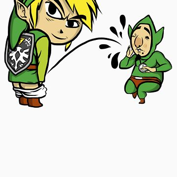 Tinkle on Tingle by nikoby