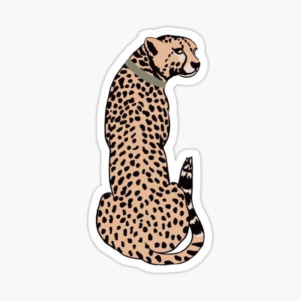 PRETTY TIGER Sticker