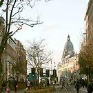 Leeds, the Headrow by Innpictime