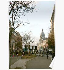 Leeds, the Headrow Poster
