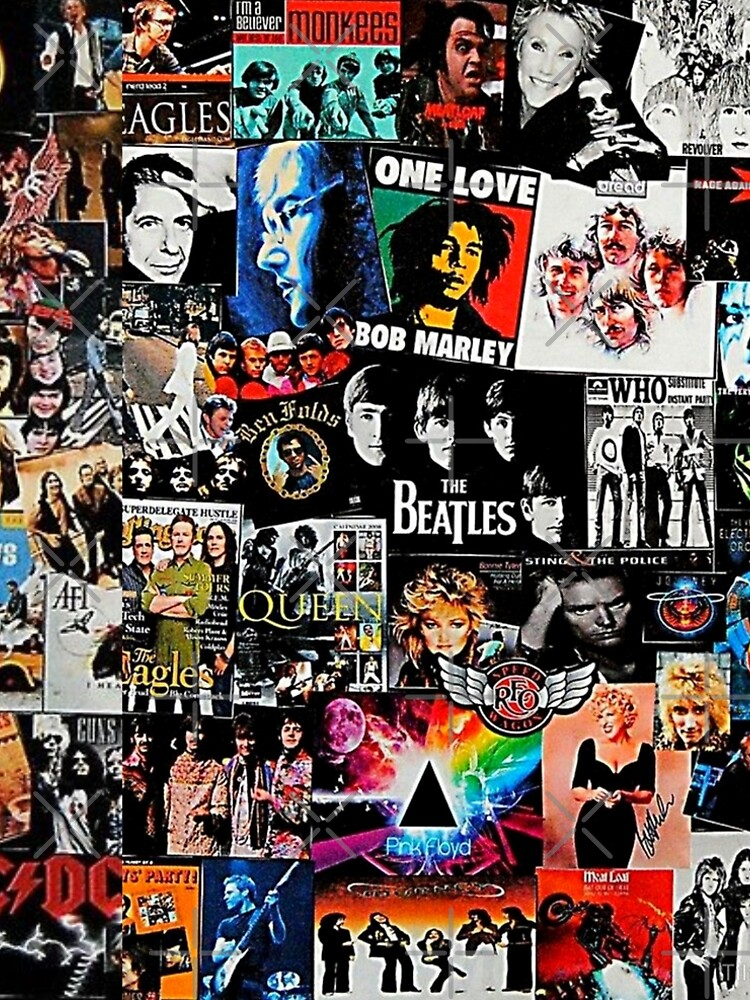 Rock collage  by hillarymoore06