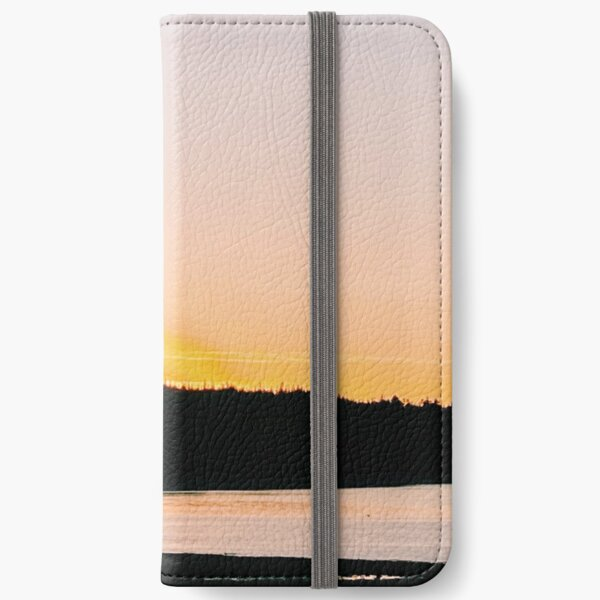 Homestyle Sunset iPhone Wallet