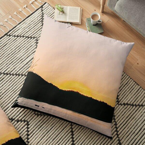 Homestyle Sunset Floor Pillow