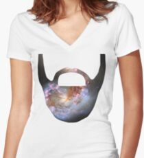 Vector 7 Women's Fitted V-Neck T-Shirt