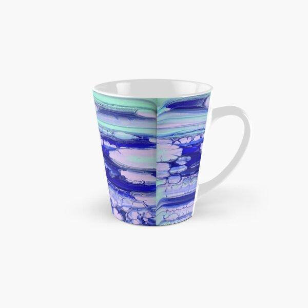 Blue layers Tall Mug