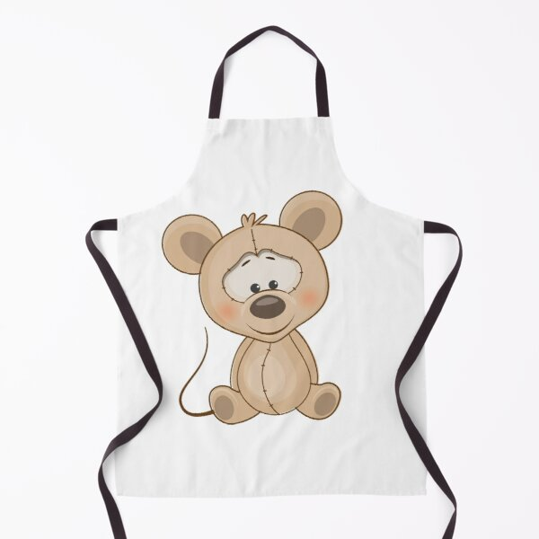 Mouse Cute Kawaii Cartoon Apron