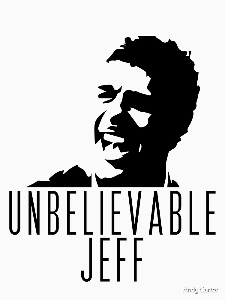 Unbelievable Jeff - Chris Kamara | Unisex T-Shirt