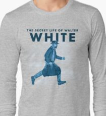 The secret life of Walter White Long Sleeve T-Shirt
