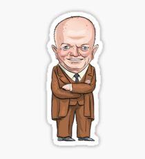 President Dwight D. Eisenhower Sticker