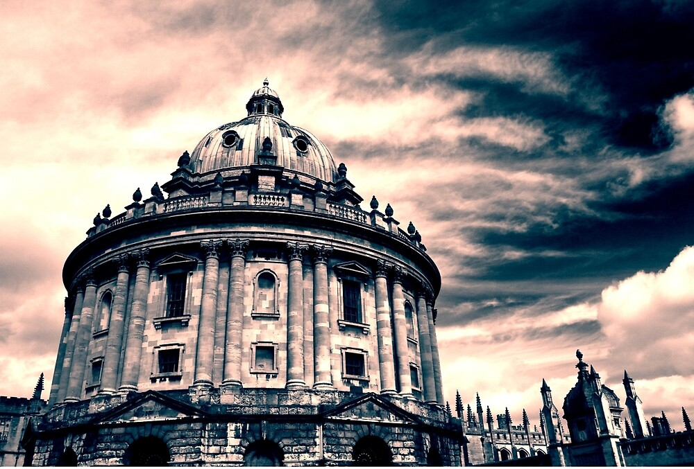 Radcliffe Camera by andrewsgibson