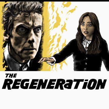 The Regeneration by BadEye