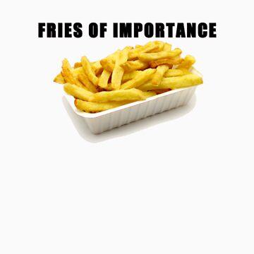 fries of importance by spacegiraffes