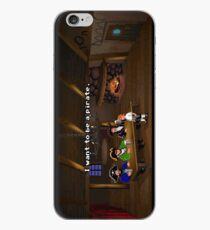 I want to be a pirate! (Monkey Island 2) iPhone Case