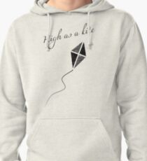 High as a kite Pullover Hoodie