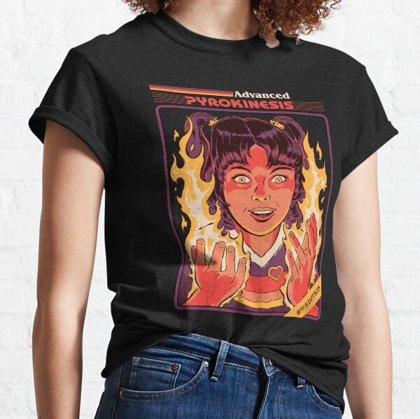 Piroquinesis avanzada Camiseta clásica