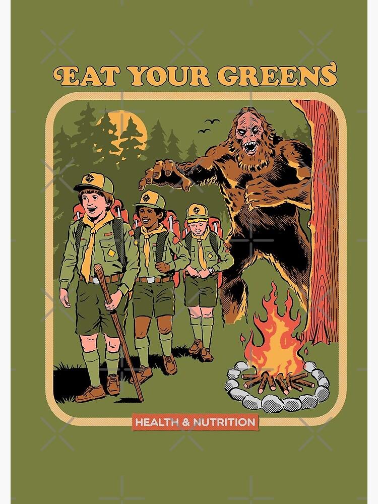 Eat Your Greens by stevenrhodes