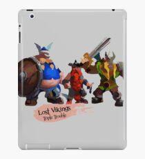 Triple Trouble iPad Case/Skin