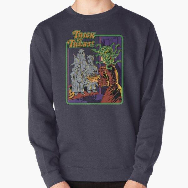 Trick or Treat Pullover Sweatshirt