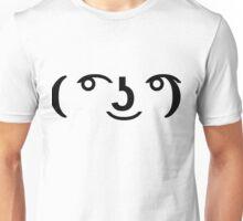 Lenny Face ( ͡° ͜ʖ ͡°) - Le Face Face  Unisex T-Shirt
