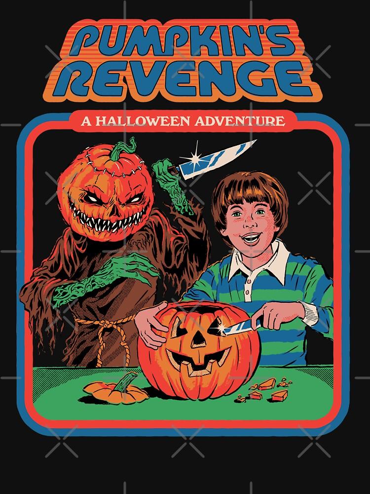 Pumpkins Revenge by stevenrhodes
