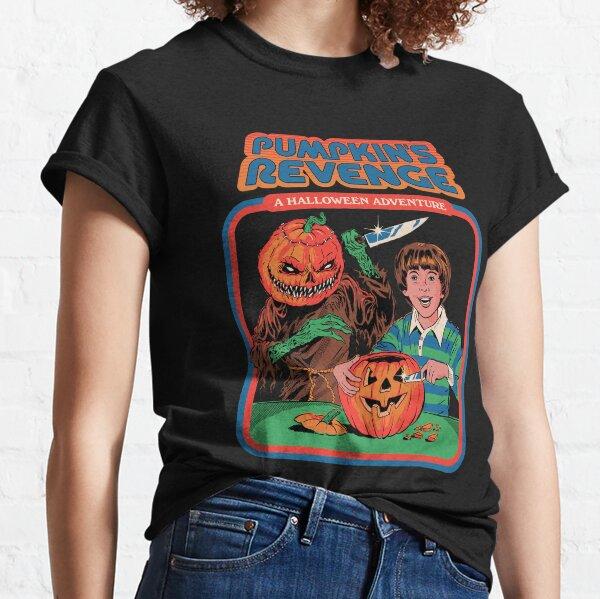 Venganza de calabazas Camiseta clásica