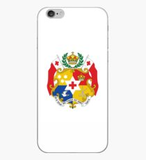 Coat of Arms of Tonga  iPhone Case