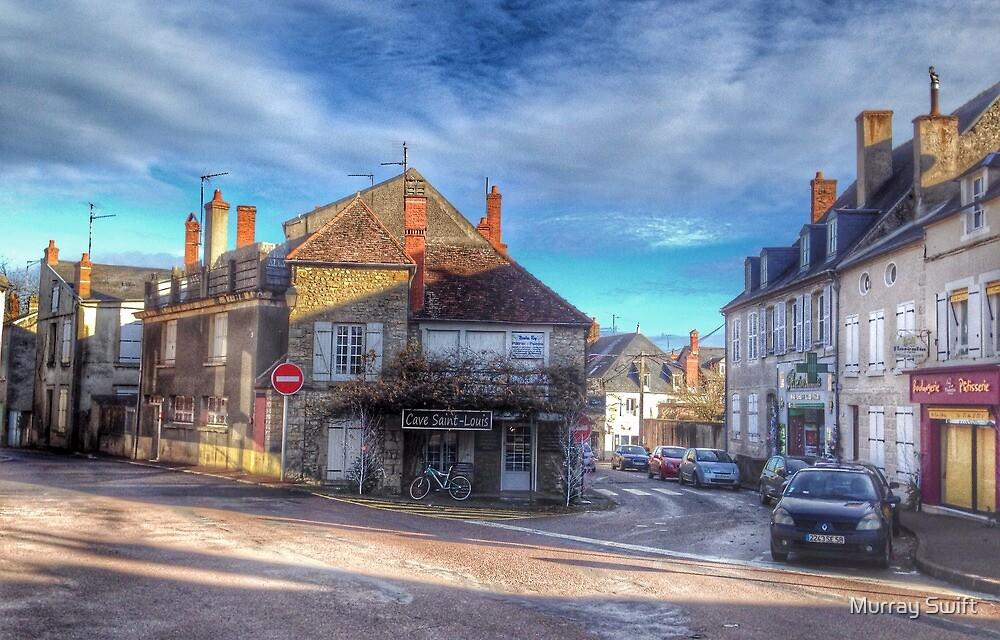Corbiny France by Murray Swift