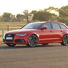 2014 Audi RS 6/RS6 Avant - Australia Sunset by Pavle
