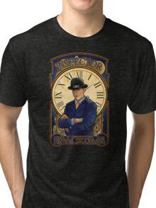 Inspector Spacetime Nouveau Tri-blend T-Shirt